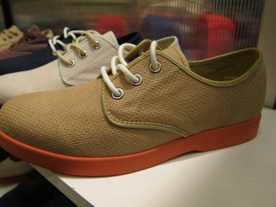 - Keds x Mark McNairy Fall 2011
