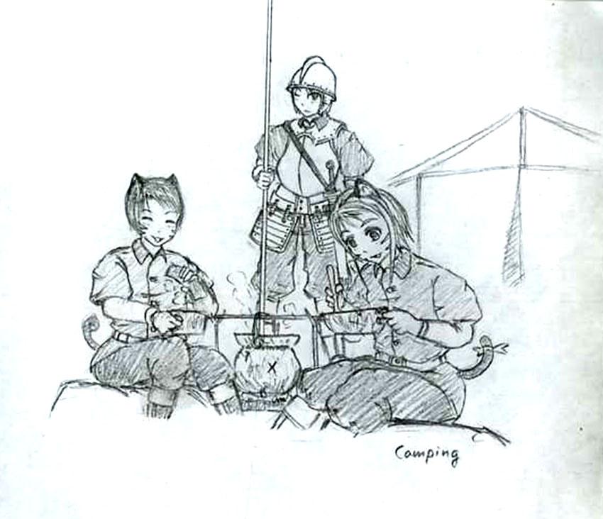 038-이스타니아 대륙의 용병에 대하여