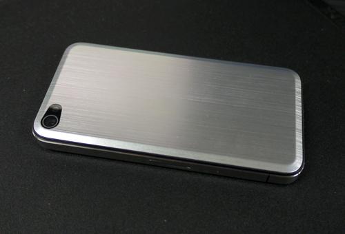 아이폰4 뒷면 커버교체 백 패널