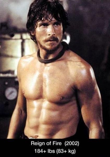 Christian Bale의 매력...