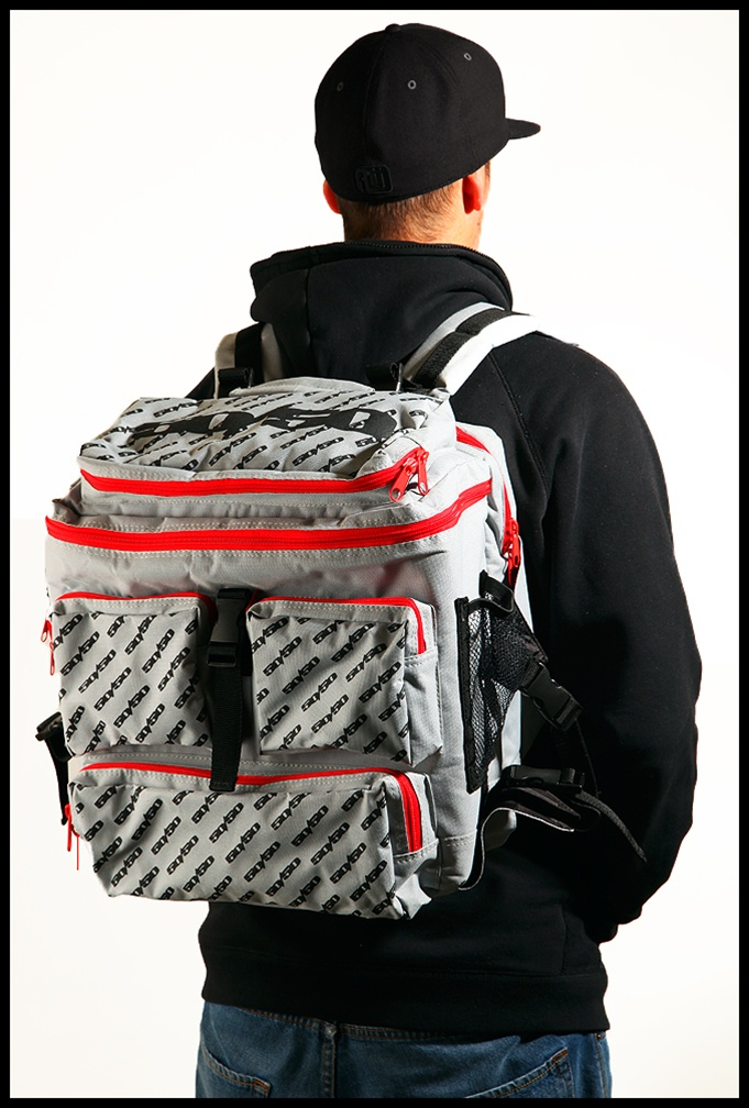 5050 Pro Tours Backpack GRAY, CAMO, RED /..
