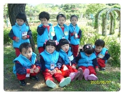 20100507 4. 봄소풍 - 과천어린이동물원(장미정원..