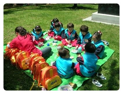 20100507 6. 봄소풍 - 과천어린이동물원(동물구경..