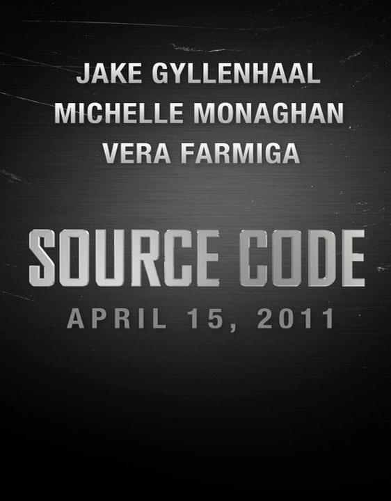 """던컨 존스의 신작, """"Source Code""""입니다."""