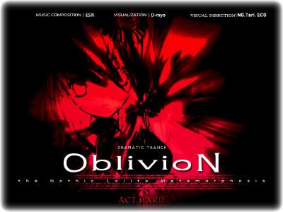 Oblivion(망각) - DJ MAX