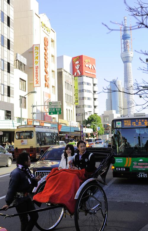 ['11 TOKYO] ⓑ 아사쿠사에서 일본을 느끼기!