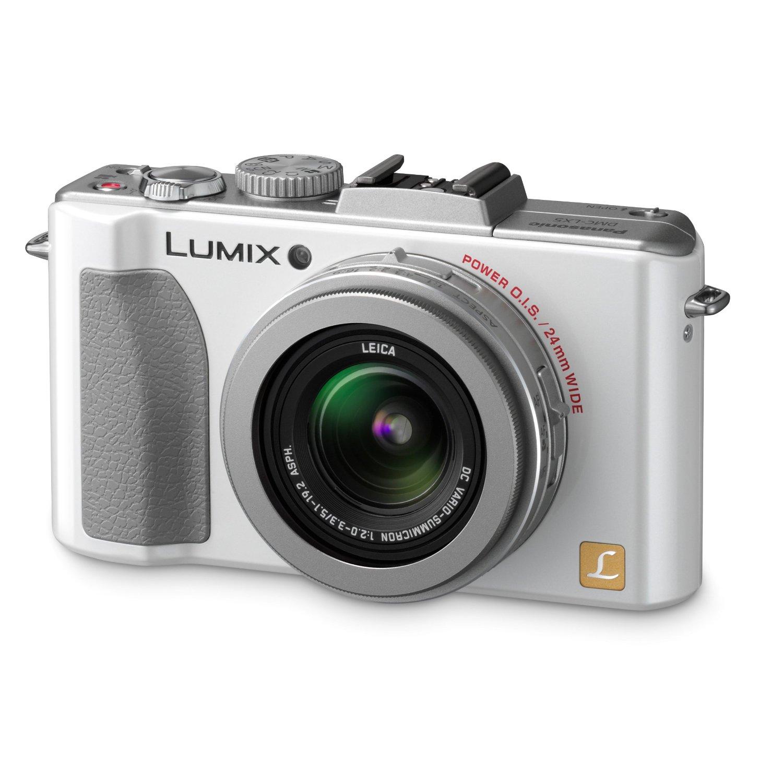 정말 갖고 싶은 카메라, Lumix DMC-LX5
