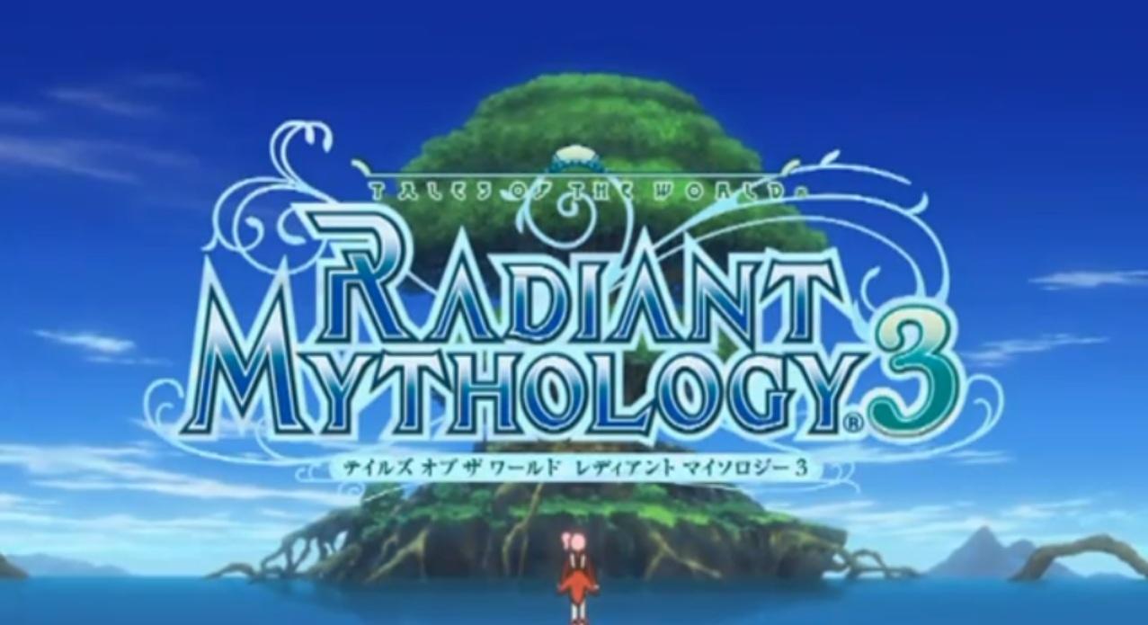 [정보] Tales of the World - Radiant Mythol..