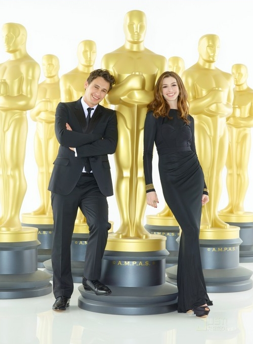 The 83rd Oscar Hosts