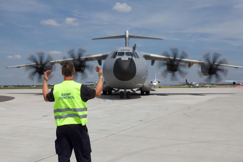 A400M 수송기 도입을 축소할 가능성이 있는 독일