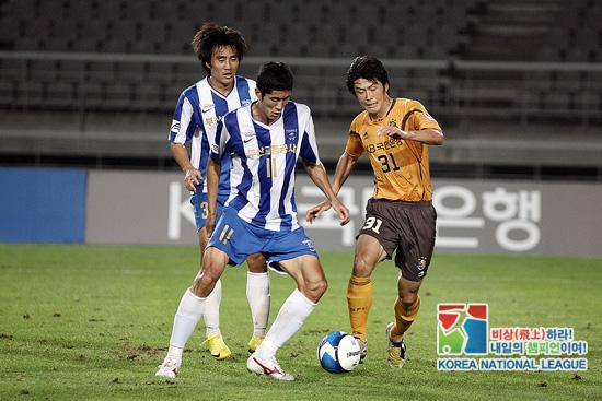 내셔널리그 2010 시즌 결산 (12) - 부산교통공사,..