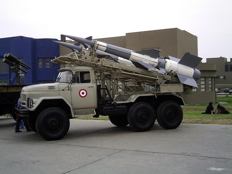 신형 지대공 미사일을 배치할 계획인 버마군