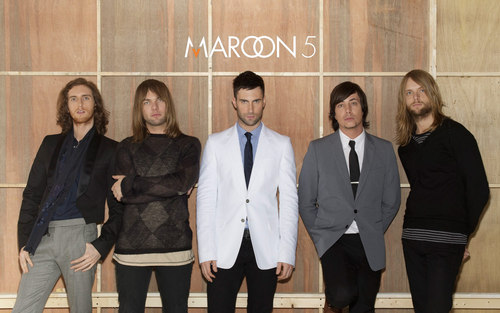 Maroon5 - Sunday Morning, Give a little more