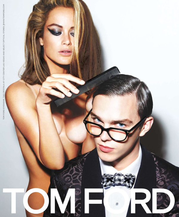니콜라스 홀트 (Nicholas Hoult) Tom Ford Ey..
