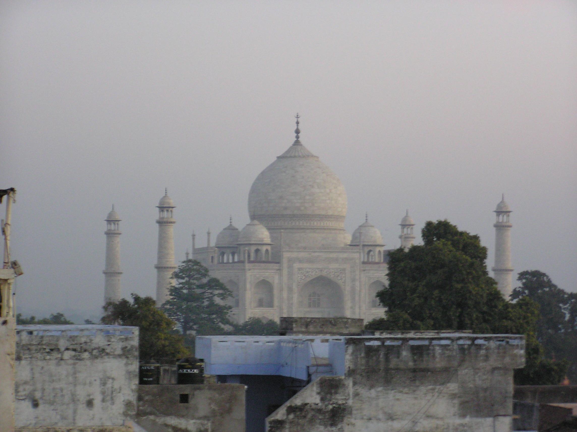 2011 인도답사(1) - 따즈마할