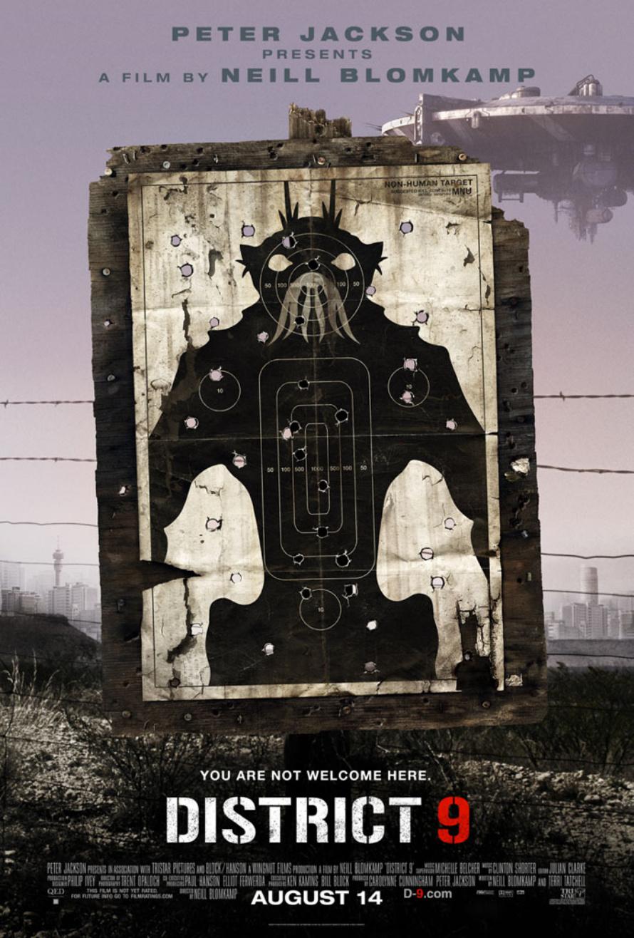 디스트릭트 9 (District 9, 2009)