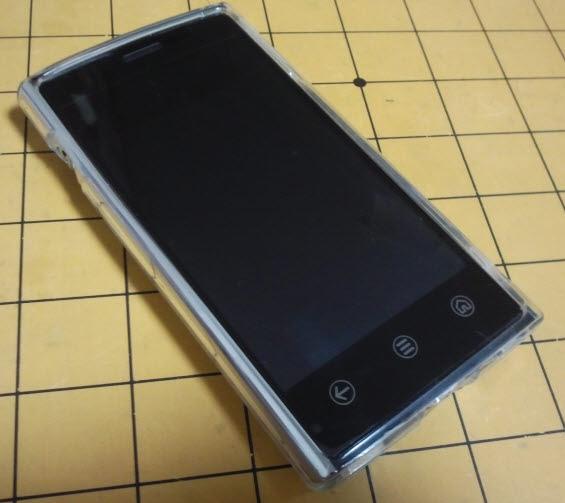델간지 스마트폰 '베뉴'(Venue) 간단 사용기