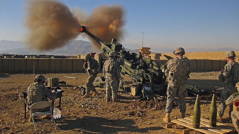 1,001대째 발주를 받은 M777 경량포, 하지만 인도..