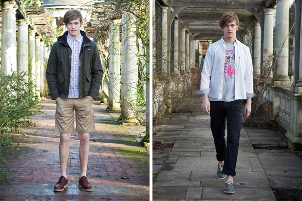 - Silas 2011 Spring/Summer Collection Lookb..