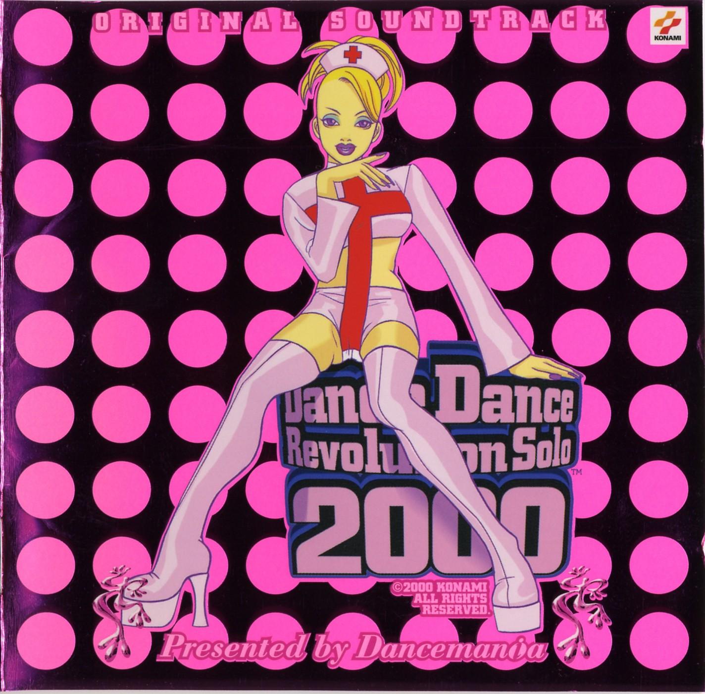 Dance Dance Revolution Solo 2000 Original ..