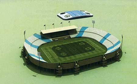 카타르, 월드컵을 위해 인공구름을 제작할 것