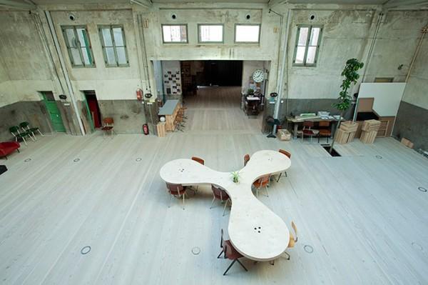 TrendOffice/ The Hub [Madrid]