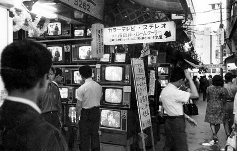 일본의 TV붐