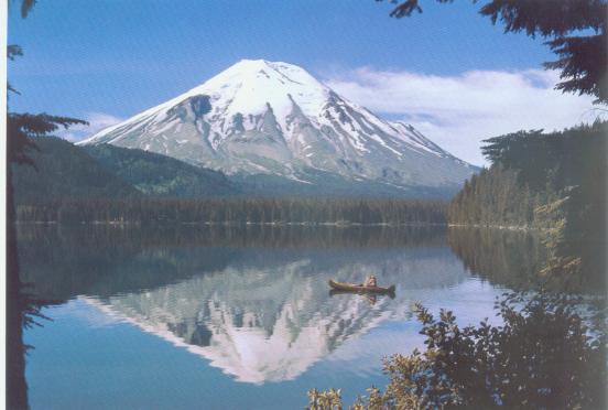 미국 서북부에 화산 대폭발 가능성...