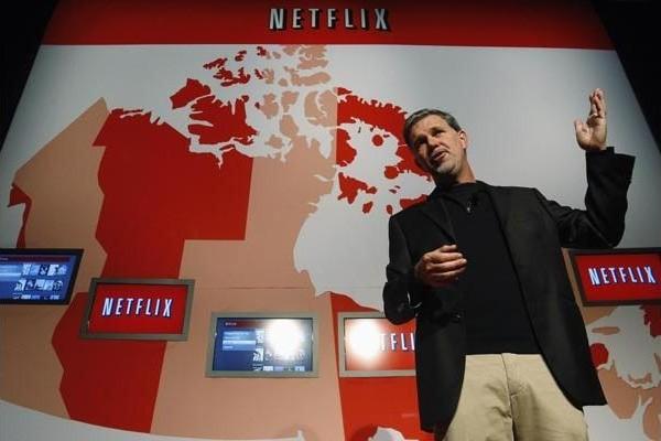 [정보] 넷플릭스(Netflix) : 북미를 넘어서 세계로