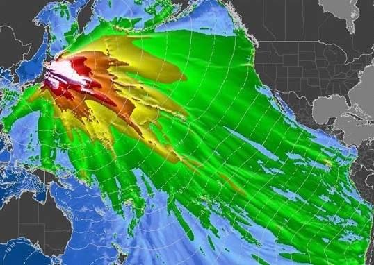 흔한 열도의 지진피해