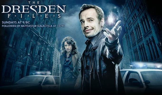 The Dresden Files S01