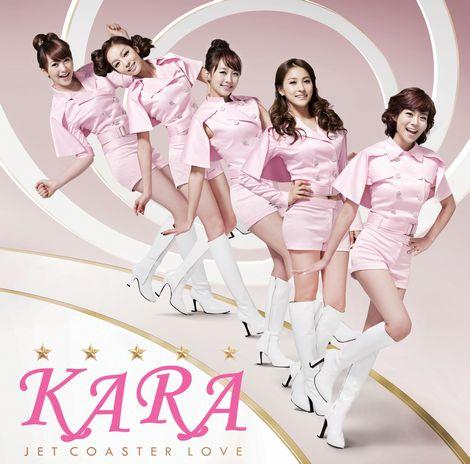 카라, 해외 여성그룹 최초의 주간 싱글랭킹 선두. 4..