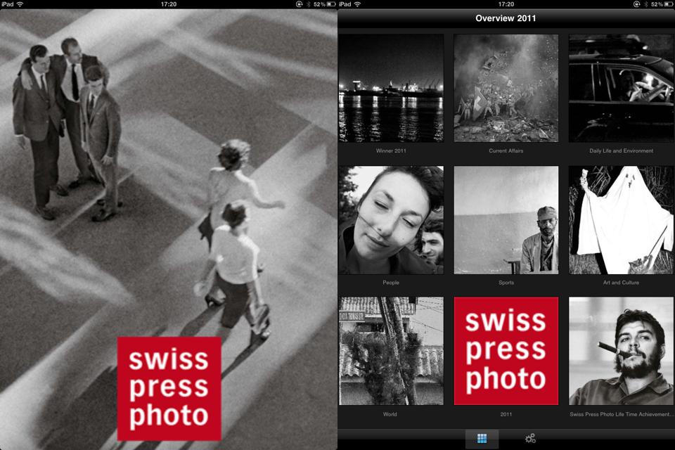 보도사진에 관심 있으세요? 스위스 보도 사진상 2011..