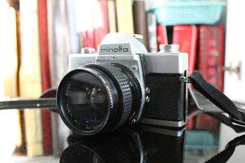 나의 카메라 연대기