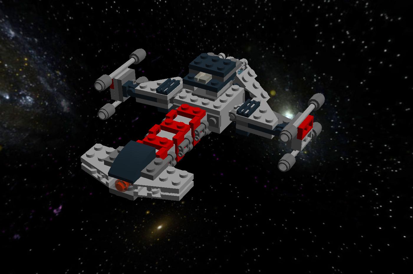 레고 미니 전투순양함 도면