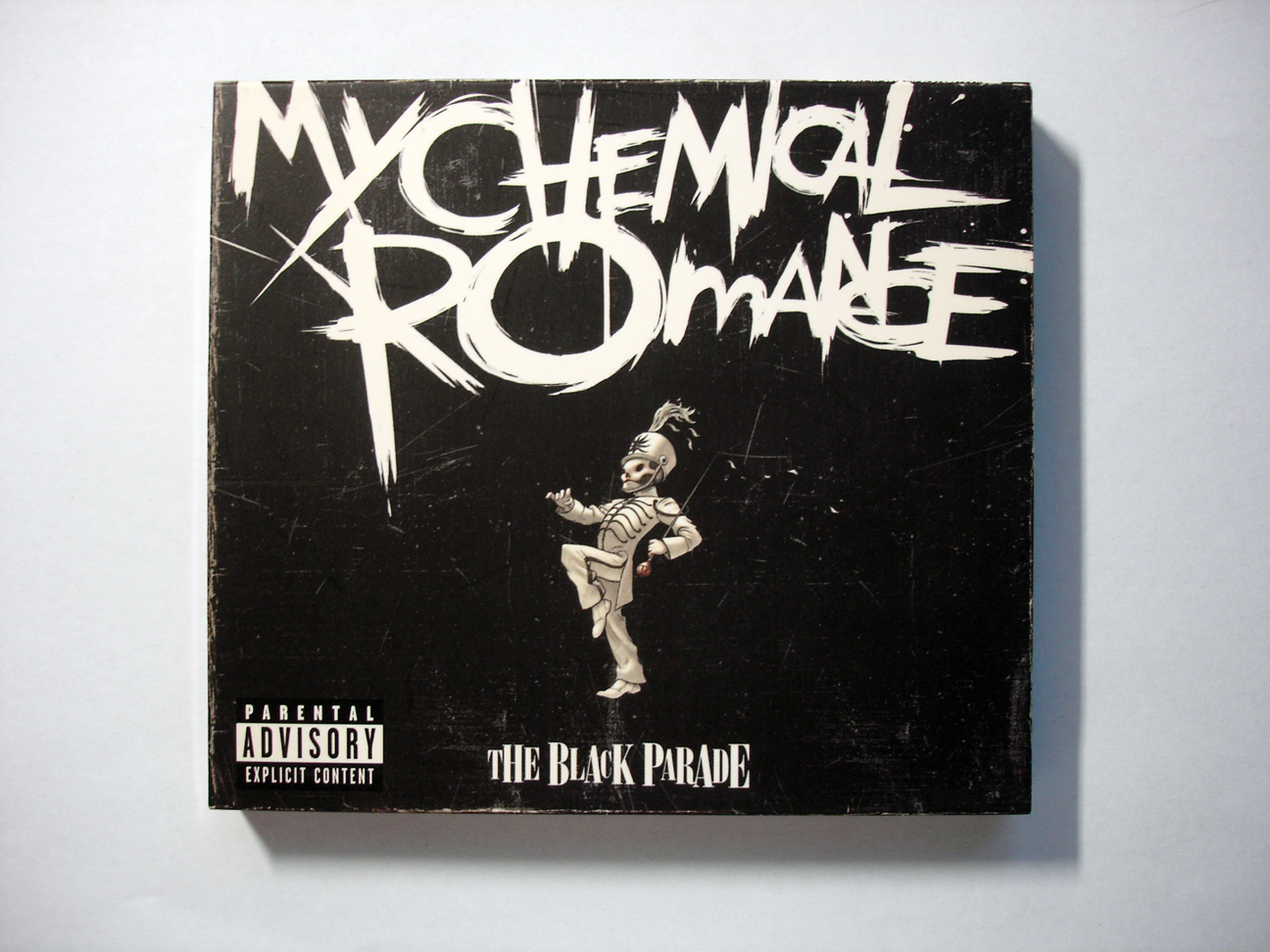 (album) The Black Parade (reissue) - ..