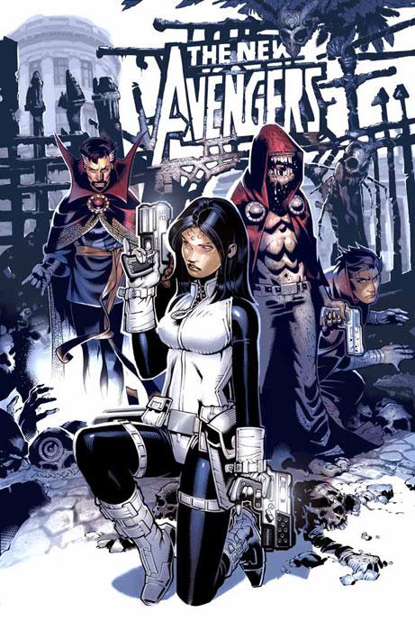 New Avengers #52