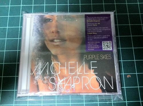 Michelle Shaprow - Purple Skies 리뷰