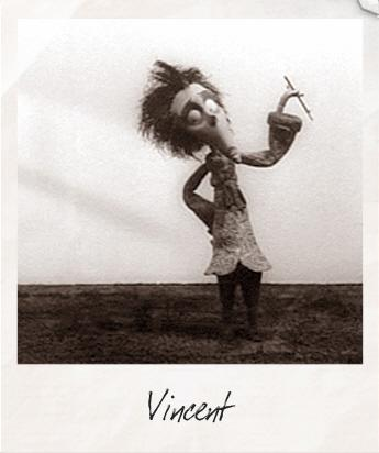 Vincent: 빈센트, 1982