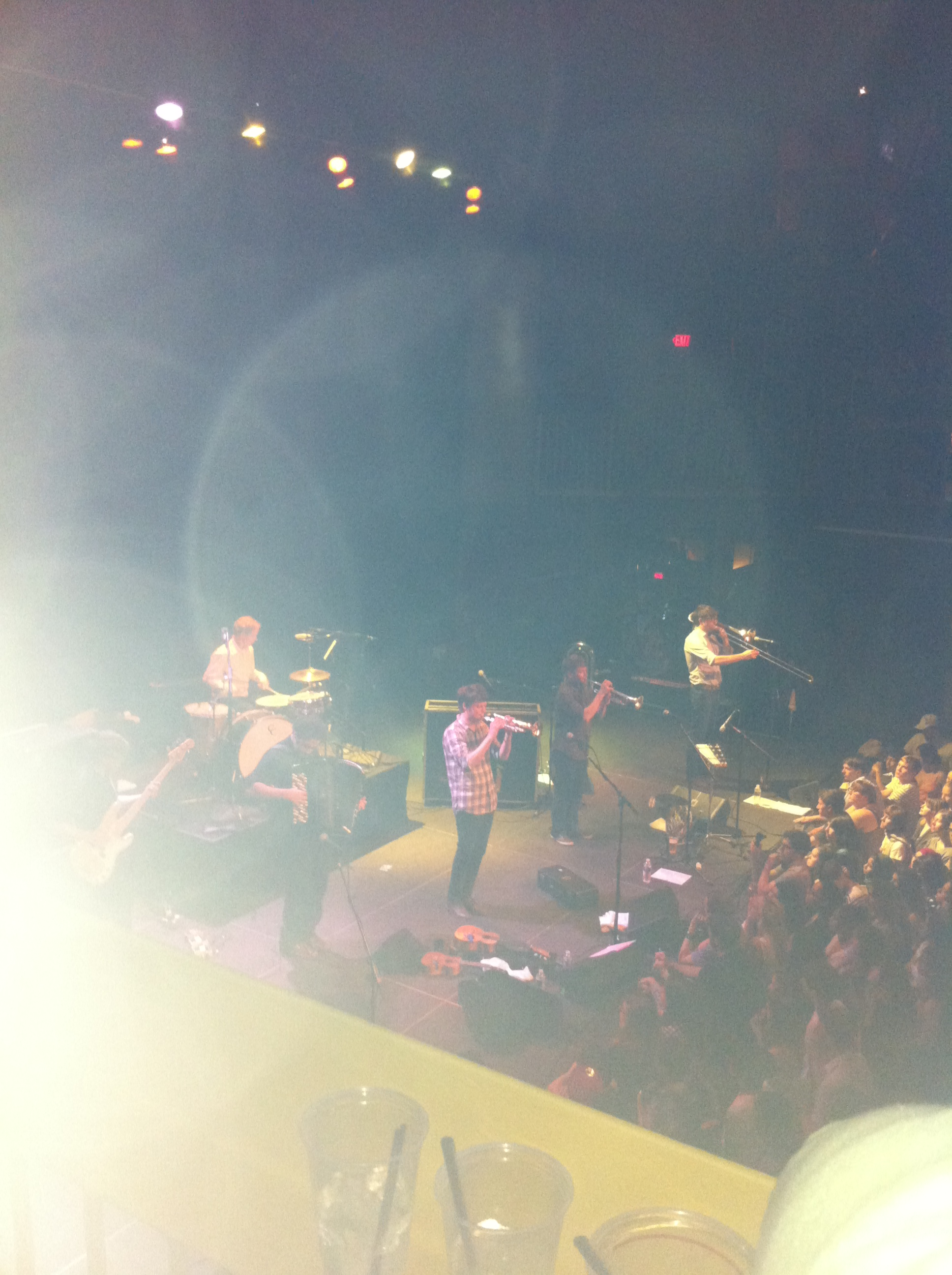 Beirut (Live at Rams Head Live, Baltimore - 0..