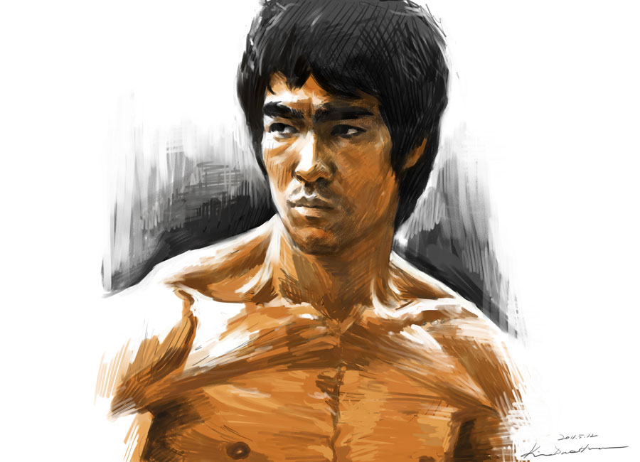 2011.5.12 Bruce Lee in Enter the Dragon