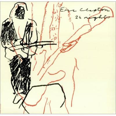 Eric Clapton-24 nights