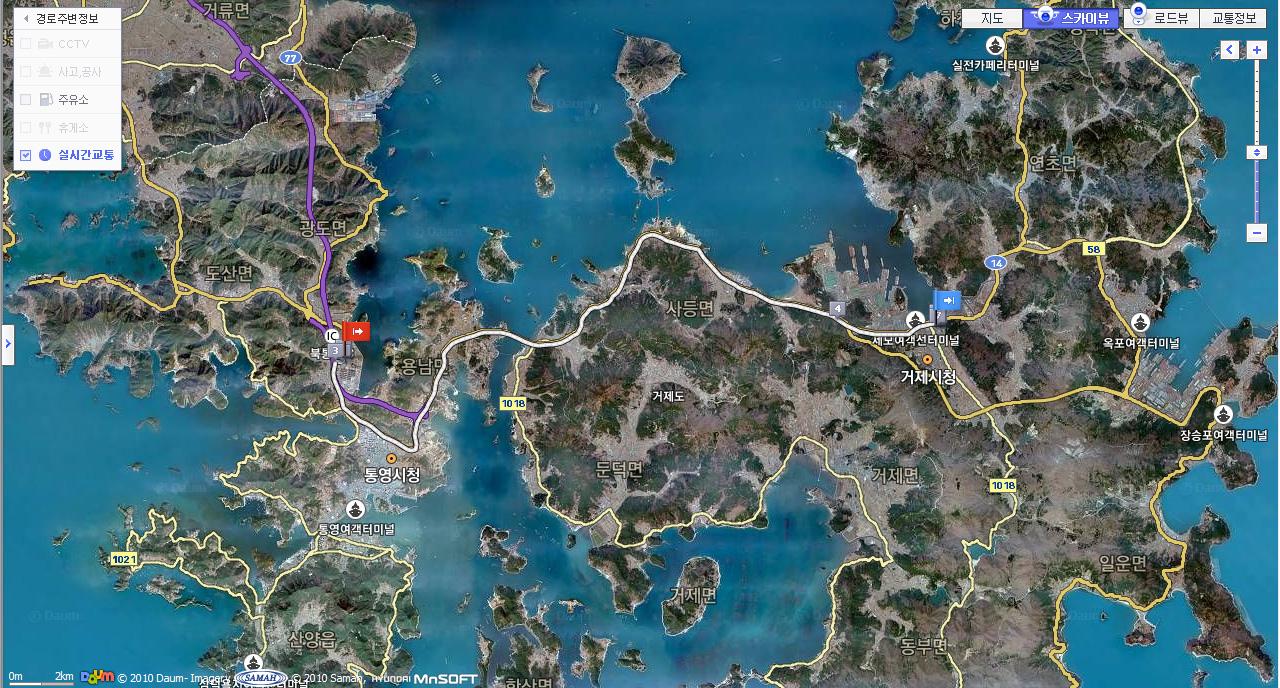 2011년 5월 9~12일 경상도여행-2(경상남도 거제시)