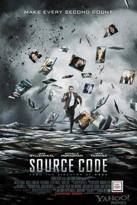 양자역학 + 시간여행 = 소스 코드Source code, 110..