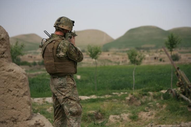 아프가니스탄의 신대륙 해군