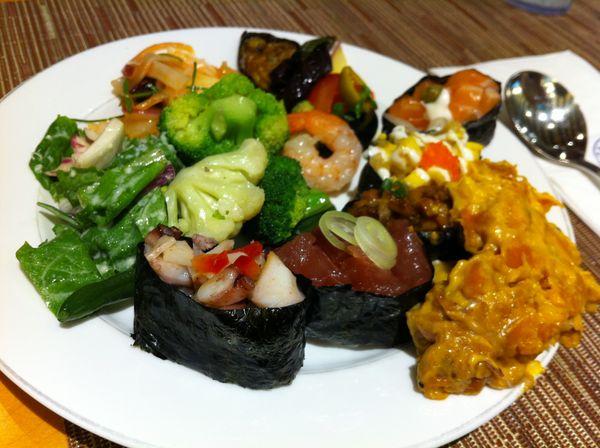 오늘 점심 - 홍대 보노보노