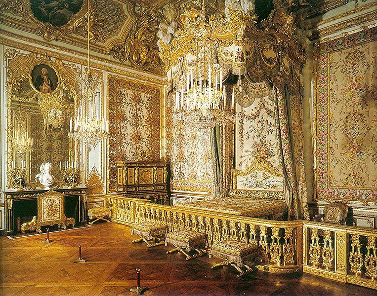 바람; 베르사이유 궁전