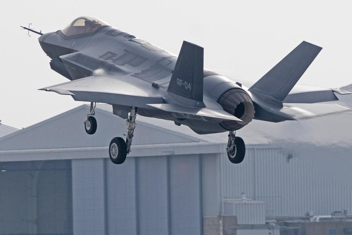 일본에 F-35의 아웃소싱을 제안한 록히드 마틴