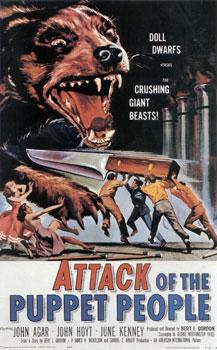 SF 장편 영화 연대기 1950년대 6부 (1958년)
