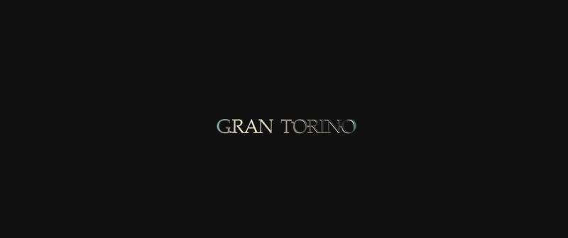 [영화] 그랜토리노 - Gran Torino(2008)